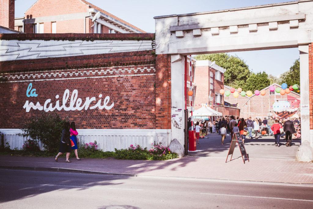 Programme immobilier entre Villeneuve d'Ascq et Croix