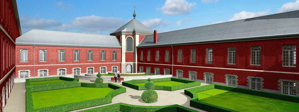 La résidence Mirabeau mettra ses futurs résidents aux portes du centre-ville de Douai