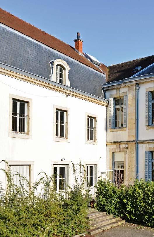 Les points-clés du programme immobilier Malraux Hôtel Darcy