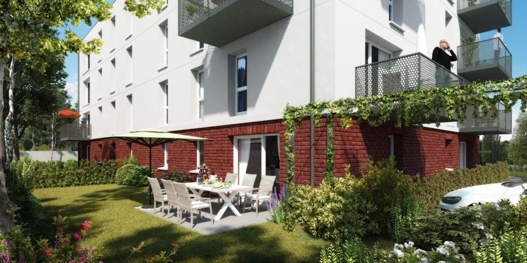 Carré des Sens investir en Pinel à Valenciennes